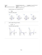 HW #8 (solutions included)