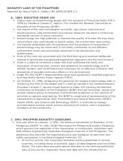 BIOSAFETY LAWS OF THE PHILIPPINES.docx