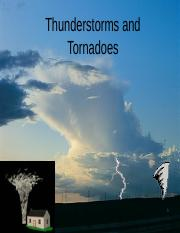 Week 9.1 - Thuderstorms & Tornadoes.pptx