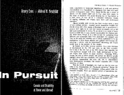 In Pursuit of Equal Participation Chapter 2