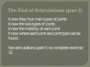 Chapter 12 Articulations Part 1 (2)