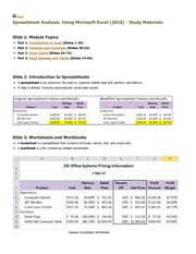 eConcordia - Fundamentals of Information Technology - Spreadsheet Analysis_ Using Microsoft Excel (2