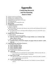 Appendix_ Conducting Research and Documenting Sources Notes.docx