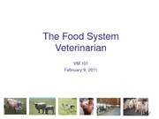 food system veterinary