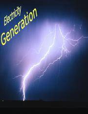 Energy Generation.ppt
