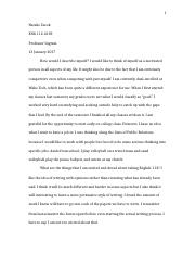 essay assignment essay they say i say argument the first  2 pages english make up assignment