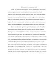 ib economics commentaries - coursework criteria