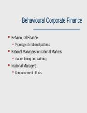 09_ACF_Behavioural_Corporate_Finance_2017-18.ppt