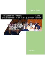 RFP- Land Development with the Squamish Nation-Joy Yuan.docx