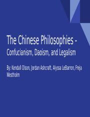 The Chinese Philosophies.pptx