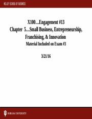 2016_Spring_X100_Engage_13_Chapter_5_SM Biz_Post.ppt