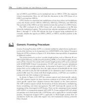 Optical Networks - _6_3 Generic Framing Procedure_76