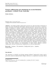 Factors.influencing.job.attainment.in.recentBachelor.pdf