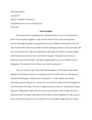 english comp assignment 4