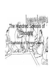 The_Hundred_Schools_of_Thought_student.ppt