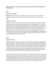 MBA 525 Journal Assign 3 Outline.docx