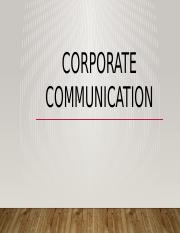 corporate communication.pptx
