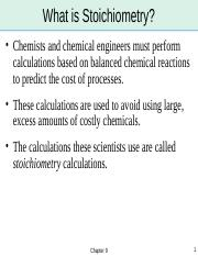 Chapt09_Chemical Equation Calculations_YA.ppt