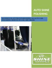 Auto shine Car Wash.docx