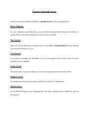 (9)Features of Payroll services.docx
