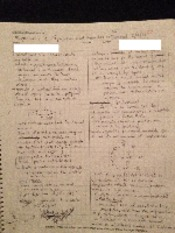 CHEM 103 Experiment 2 Notes
