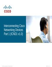 1. Interconnecting Cisco Networking Devices.pps