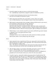 Lesson 1 Study Ques Contractual I.docx