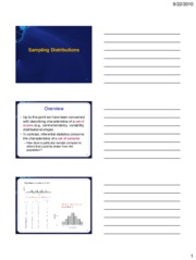 Lecture 9_sampling distributions