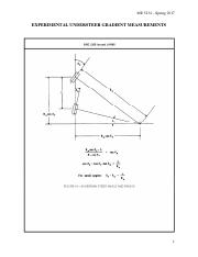 Lecture Notes - SAE J266 - Experimental Understeer Gradient Measurements