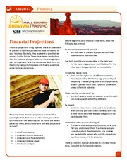 Small Business Survival Training Financial Projections.pdf