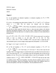 HW4-Solutions