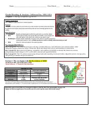 apush chapter 5 guided reading These will greatly increase your chance on the ap exam as well as staar you should use your amsco study book to complete these  guided reading amsco chapter 5 .