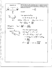 162_Mechanics Homework Mechanics of Materials Solution