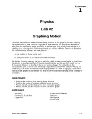 Lab02.(Graphing Motion)-2