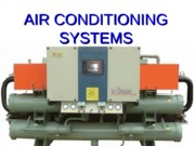 8 AIR CONDITIONING SYSTEMS