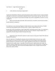 case study 7.1 chronic mastitis answers