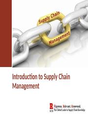 Chapter 01 - Introduction to Supply Chain Management v5(1).pptx