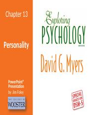 Chapter 13_Personality.ppt
