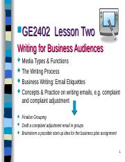 Session Two_email writing.ppt
