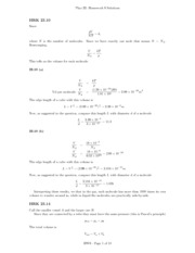 HW Solutions 6