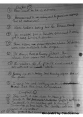 Ch.5-Ch.6 Notes & Ch. 5 Outline & Ch.6 Questions