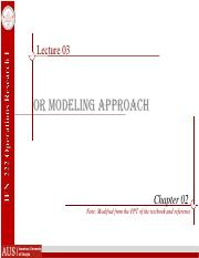 INE 222-F16-Lec03-ORModelingApproaches