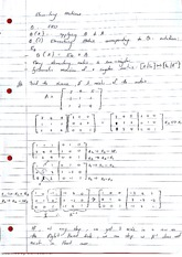 Elementary Matrices Level 1 Lecture Notes 6