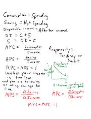 MPS, MPC, APC, APS and ID Notes