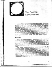 The Gaming Company