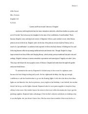 Tangled Theory Essay
