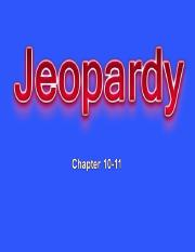 chapter 10-11 jeopardy.ppt