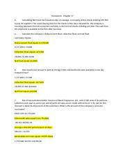 busn 379 week 7 homework