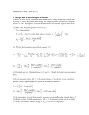 PHYS 403 Problem 5 Solutions
