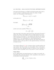Engineering Calculus Notes 254